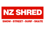 NZ Shred logo