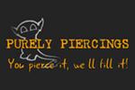Purely Piercings logo